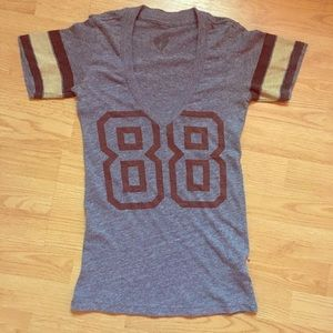 Tops - 88 Football Style Top